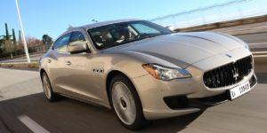 2014 Maserati Quattroporte Preview