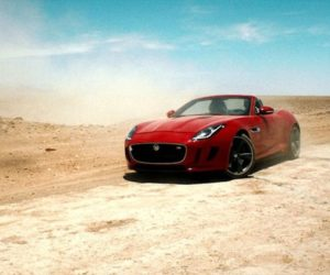jaguar f-type desire film