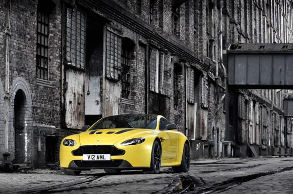 Aston Martin V12 Vantage S photo