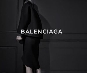 Balenciaga Fall Winter 2013 Campaign