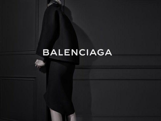 Balenciaga Fall Winter 2013 Campaign