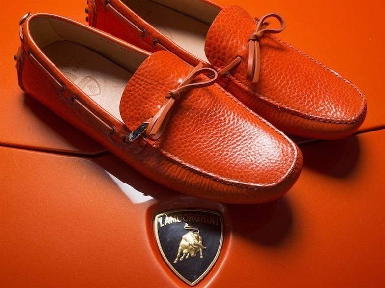 Car Shoe: Car Shoe For Lamborghini 50th Anniversary