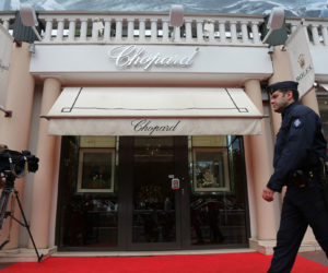 Chopard store Cannes