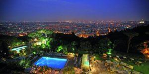 Luxury hotel Rome Cavalieri celebrates 50th anniversary