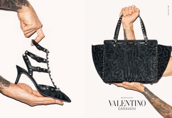 Valentino fall 2013 accessories campaign