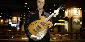 Beatles guitar auctioned for $408,000 in US