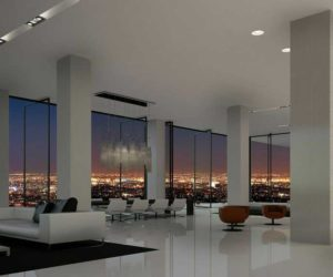 penthouse Residences W Hollywood