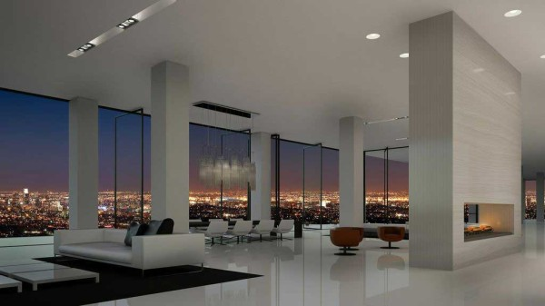 penthouse Residences W Hollywood