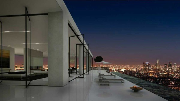 penthouse W Hollywood