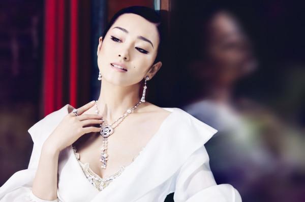 Gong Li For Piaget