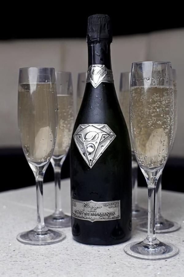 Gout de Diamants Champagne