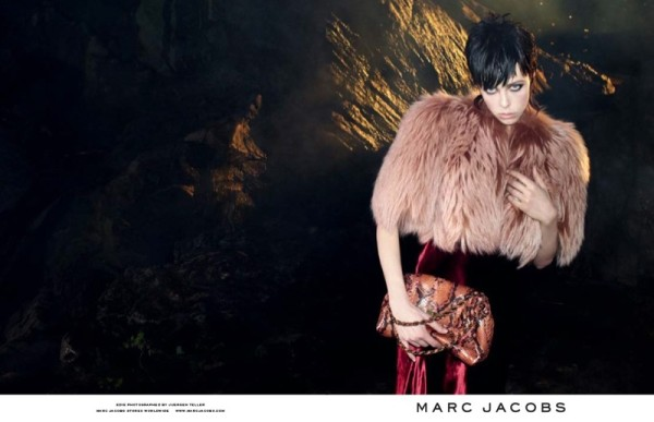 Marc Jacobs Fall 2013 ads