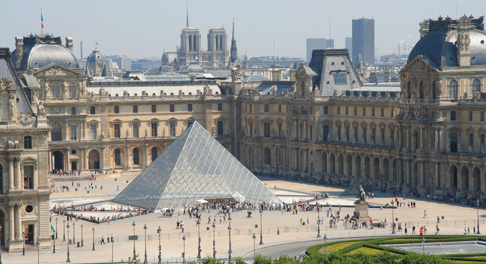 top 20 most visited museums in the world