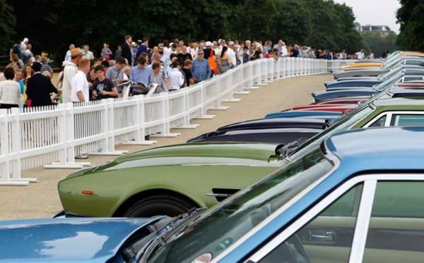 Aston Martin Kensington Gardens