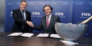 Taittinger declared official Champagne of World Cup