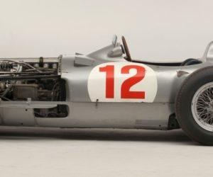 Fangio F1 Mercedes