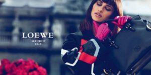 Penelope and Monica Cruz turn bag designers for Loewe