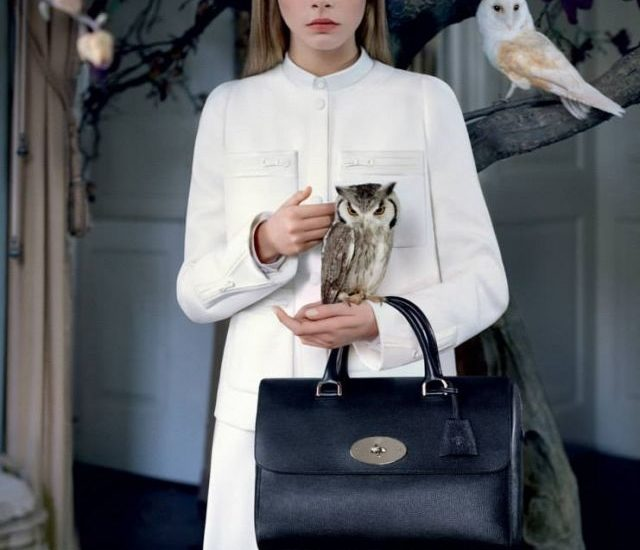 Mulberry Fall 2013 Ad campaign