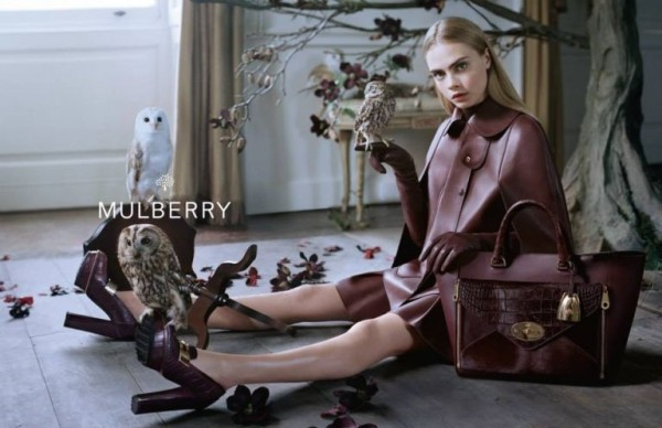 Mulberry Fall Winter 2013 campaign