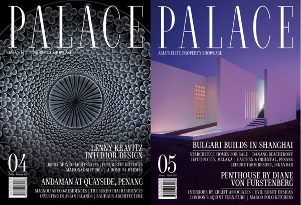 PALACE Covers