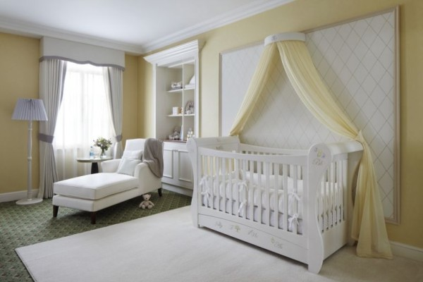 Royal Nursery Suite Grosvenor House