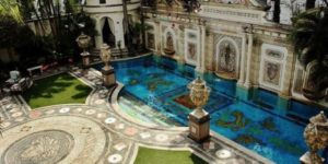 Gianni Versace's $125 million mansion for sale