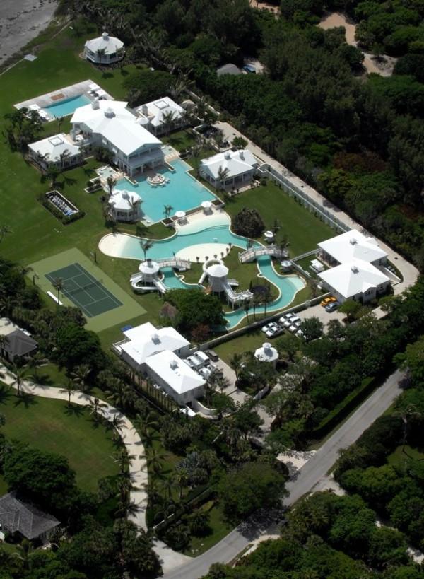 Celine Dion house Jupiter Island