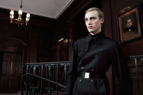 Dior Homme Fall 2013 ad campaign