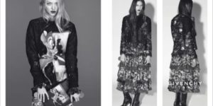 Givenchy debuts Fall-Winter 2013 campaign