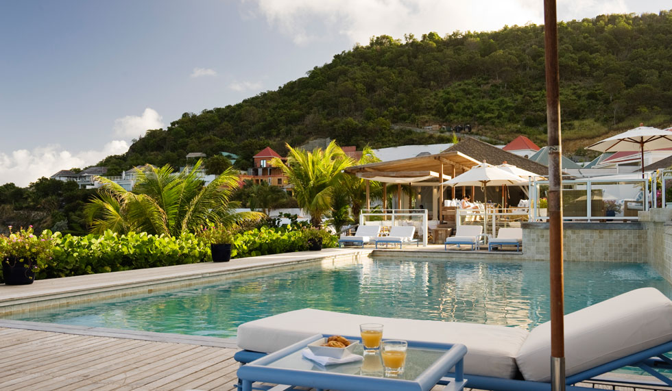 Hotel St Barth Isle De France