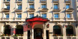 Le Royal Monceau Raffles Paris receives Palace rating