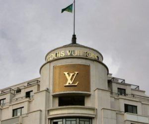 Louis Vuitton Paris store