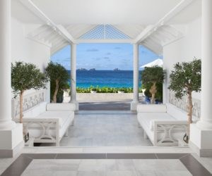 Luxury Hotel Saint-Barth Isle de France