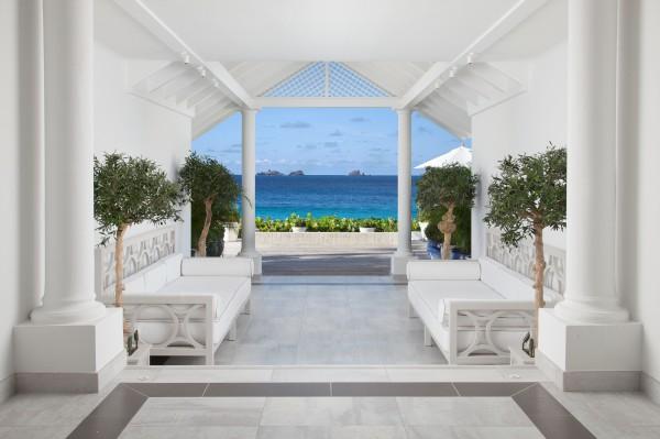 Luxury Hotel Saint-Barth Isle de France