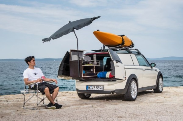 The Worlds Smallest Luxury Camper Van