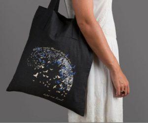Marriott International's tote bag