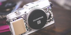 Olympus launches Harrods Art Edition PEN camera