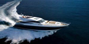 公主游艇V85S V类的体育运动