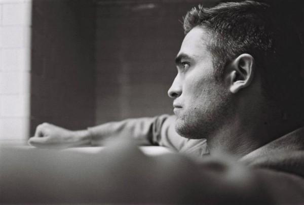 Robert Pattinson Dior Homme ad campaign