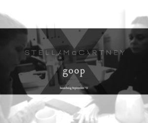 Stella McCartney Goop poster