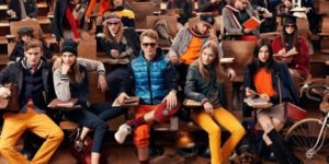 Famous Hilfiger family on campus for the fall collection