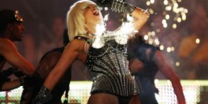 Lady Gaga Goes to Givenchy