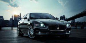 Maserati Unveils Quattroporte Sport GT S