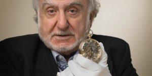 Swatch Group founder Nicolas Hayek dies at 82