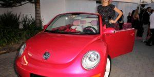Malibu Barbie New Beetle Convertible