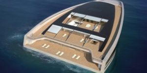 Hermes & Wally eco-friendly luxury yacht