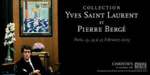 Yves Saint Laurent's Art Auction