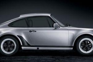 1974 Porsche 911 Turbo thumb