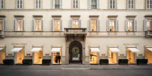 Bottega Veneta opens a flagship store in Milan