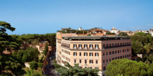 Dorchester group buys Eden luxury hotel in Rome